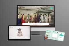 국립민속박물관 온라인교육콘텐츠 촬영/제작 ('모자 쓴 주인공을 찾아라!')